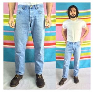 Vintage 80's Lee Relaxed Fit Jeans 40x30